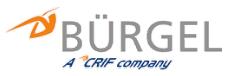 Bürgel Wirtschaftsinformationen Logo